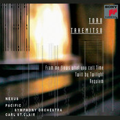 Takemitsu: Orchestral Works Songs