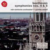 Beethoven: Symphonies 4 & 5 Songs