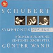 Schubert: Symphony No. 3 & 6 Songs