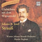 Johann Strauß: G'schichten aus dem Wienerwald Songs