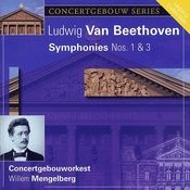 Beethoven: Symphonies Nos. 1 & 3 Songs