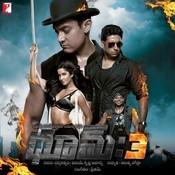 Dhoom 3 - Telugu Songs
