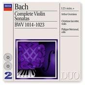 Bach, J.S.: Complete Violin Sonatas Songs