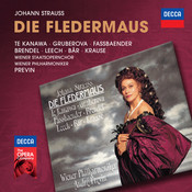 Strauss, J.: Die Fledermaus Songs