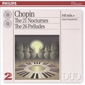Chopin: The 21 Nocturnes; The 26 Préludes Songs