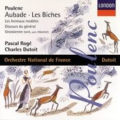 Poulenc: Orchestral Works 2 Songs