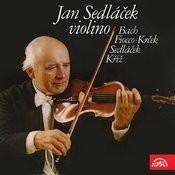 Bach, Fiocco, Krček, Sedláček, Kříž: Violino Songs