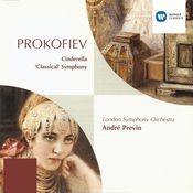 Prokofiev: Cinderella - Ballet/Symphony No. 1 Songs