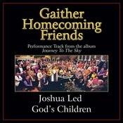 Joshua Led God's Children Performance Tracks Songs