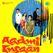 Aadmi Aur Insaan Songs