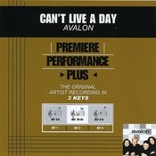Can't Live a Day (Performance Tracks) - EP Songs