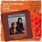 R.Strauss: Vier letzte Lieder & Orchesterlieder Songs