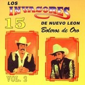 15 Boleros De Oro, Vol.2 Songs