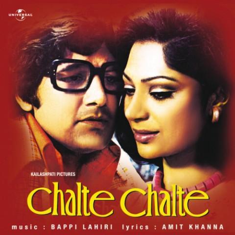 Chalte chalte 1976 kabhi alvida na kehna youtube.