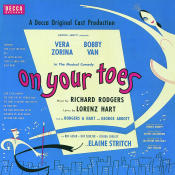 On Your Toes Songs