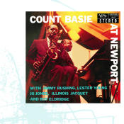 Count Basie At Newport Songs