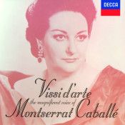 Vissi D Arte The Magnificent Voice Of Montserrat Caballe Songs