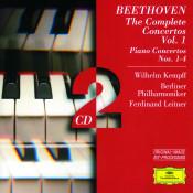 Beethoven: 5 Piano Concertos Songs