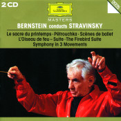 Bernstein Conducts Stravinsky Songs