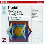 Dvorak The Complete String Quintets Songs