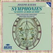Haydn Symphony No 6 In D Major Le Matin Symphony No 7 In C Major Le Midi Symphony No 8 In G Major Le Soir Songs