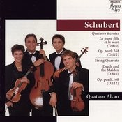String Quartet No.15 (No.14) in D Minor, D.810 'Death And The Maiden': IV. Presto Song