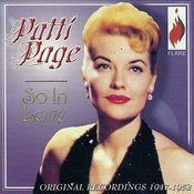 So In Love: Original Recordings, 1947-52 Songs