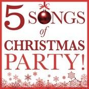 Five Songs Of Christmas Songs