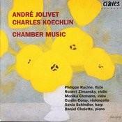 Jolivet / Koechlin: Music for Flute, Strings, Harp and Piano Songs