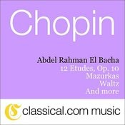 Fryderyk Franciszek Chopin, 12 Etudes, Op. 10 Songs