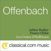 Jacques Offenbach, Les Contes D'Hoffmann (The Tales Of Hoffmann) Songs