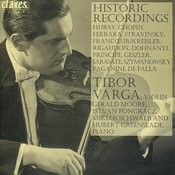 The Tibor Varga Collection, Vol. IV Songs