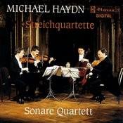 Michael Haydn/ String Quartets Songs