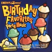 Birthday Favorites Party Music Songs