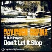 Don't Let It Stop (Feat. Djn Project) [Jose Cabello Striking Chorus Remix] Song