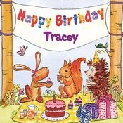 Happy Birthday Tracey Songs
