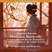 Giacomo Puccini: Madama Butterfly (1928), Vol. 2 Songs