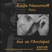 Emile Naoumoff Live At L'archipel Songs