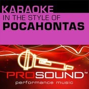 Mine, Mine, Mine (Karaoke Lead Vocal Demo)[In The Style Of Pocahontas] Song