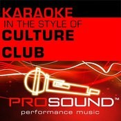 Karma Chameleon (Karaoke Instrumental Track)[In The Style Of Culture Club] Song