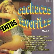 Cachacas Favoritas Vol 5 Songs