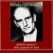 Wilhelm Furtwangler Conducts. Ludwig Van Beethoven, Franz Joseph Haydn Songs