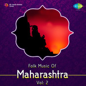 Folk Songs Of Maharashtra Vol 2 Songs