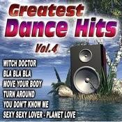 Latin Dance Hits Vol.4 Songs