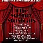 The Mighty Musicals Songs