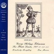 Telemann Flute Duets Songs