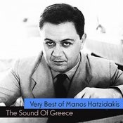 Very Best Of Manos Hatzidakis - The Sound Of Greece Songs