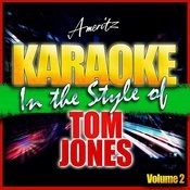 Karaoke - Tom Jones Vol. 2 Songs