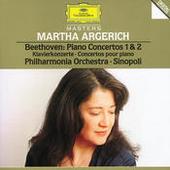 Beethoven: Piano Concertos No.1 Op.15 & No.2 Op.19 Songs