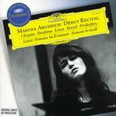 Martha Argerich - Debut Recital Songs